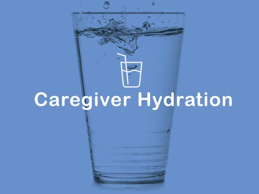 Caregiver Hydration