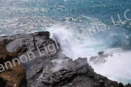 Blow Hole 2