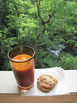 riverside breakfast