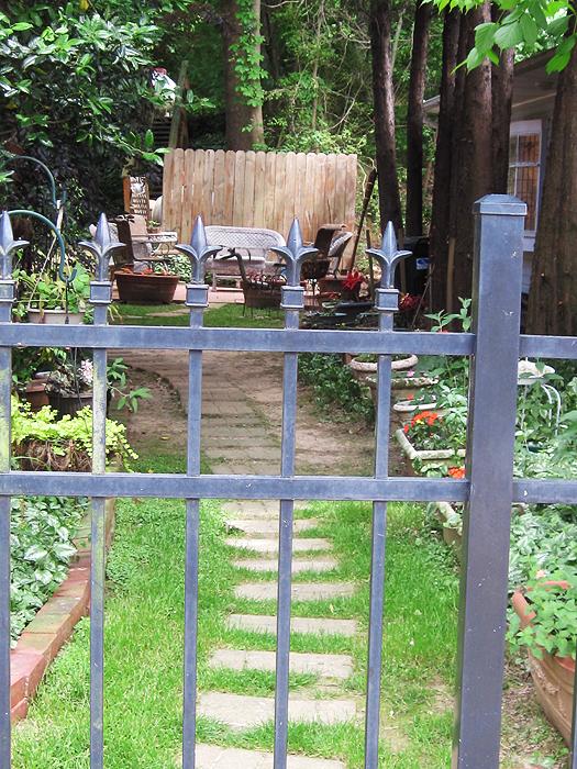 quaint yard
