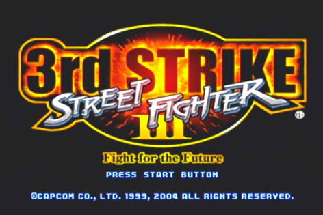 3rd Strike Street Fighter III
