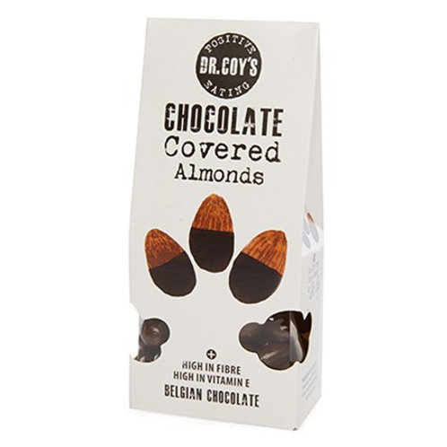Chocolate Covered Almonds 100g