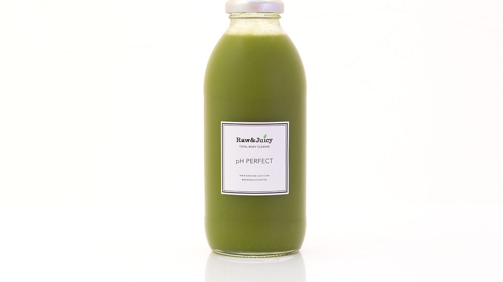 pH Perfect: Cold-Pressed Juice Cleanse