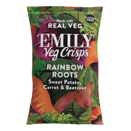 Rainbow Roots Veg Crisps