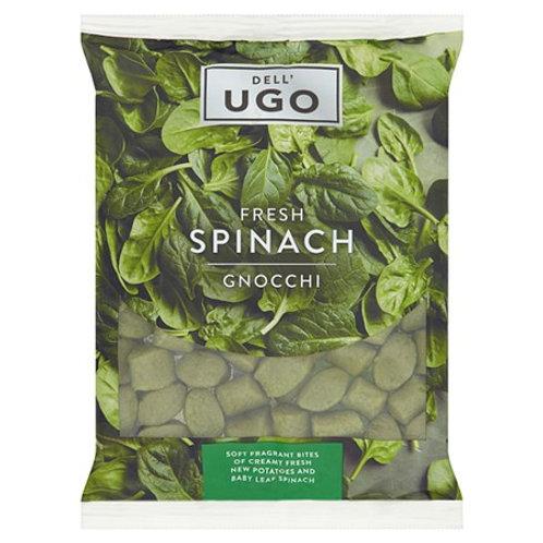Fresh Spinach Gnocchi