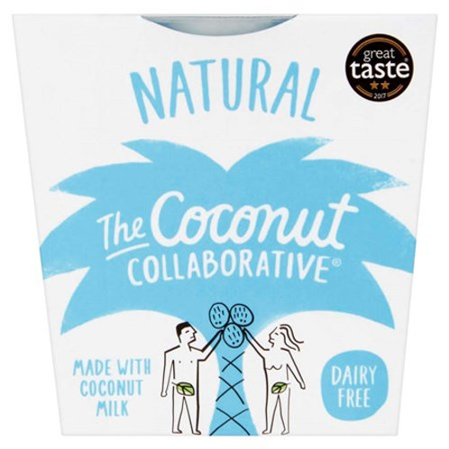 Natural Coconut Yogurt Vegan 120g
