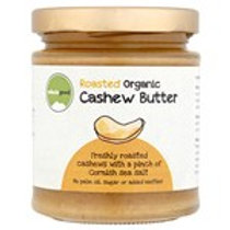 Organic Roasted Cashew Butter 170g