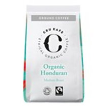 Organic CRU Kafe - Honduran Ground Coffee 250g