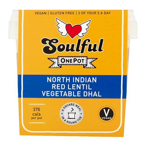 North Indian Red Lentil Vegetable Dhal