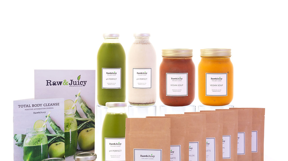 Soup & Juice Cleanse