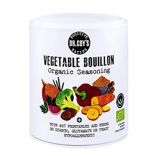 Dr Coy's - Organic Vegetable Bouillon 150g