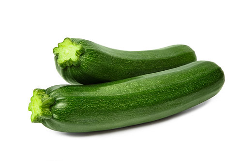 Organic Courgettes x 3