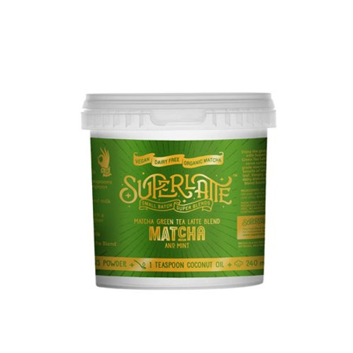 Matcha Green Tea Latte Blend Matcha & Mint 750G