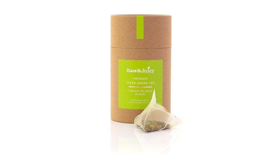 Super Green Tea