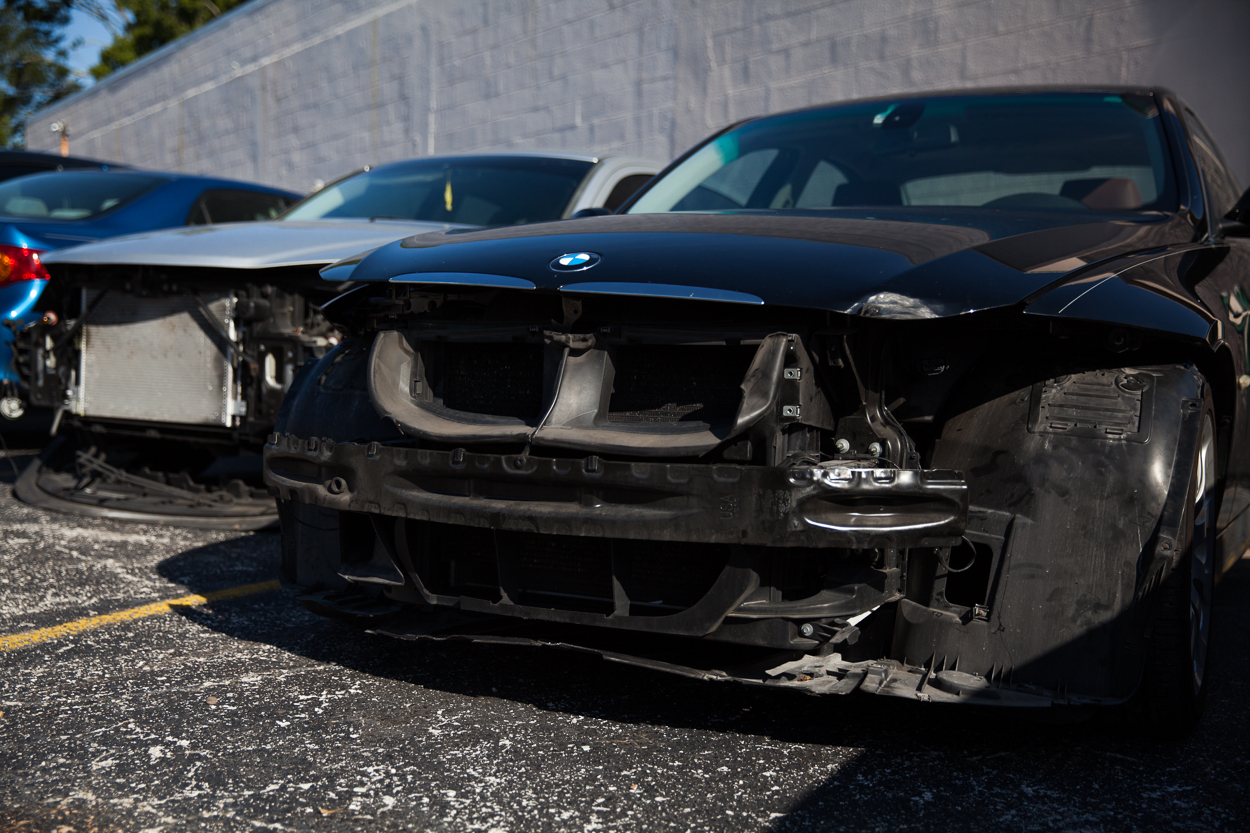 Auto Collisions & Restoration