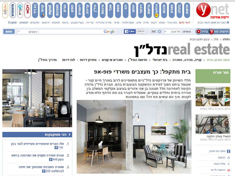 Ynet real estate