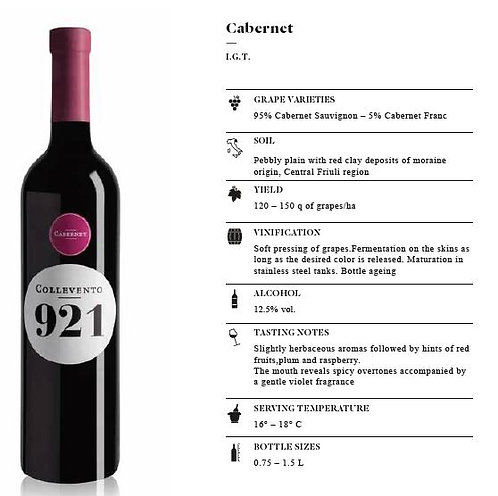 Cabernet Sauvignon Friuli