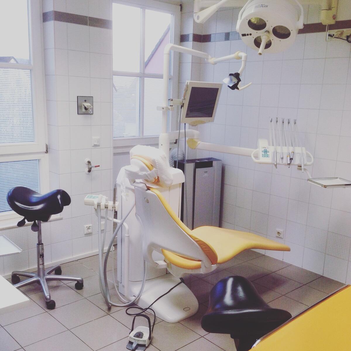 OP/Behandlungszimmer 1