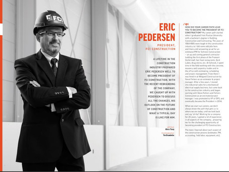 """July issue of Business People """"5 Questions"""""""