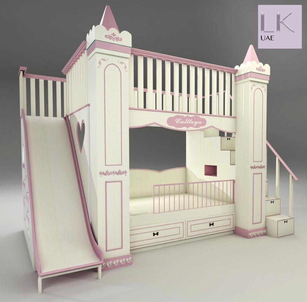 Castle Bunk Bed Little Kingdoms