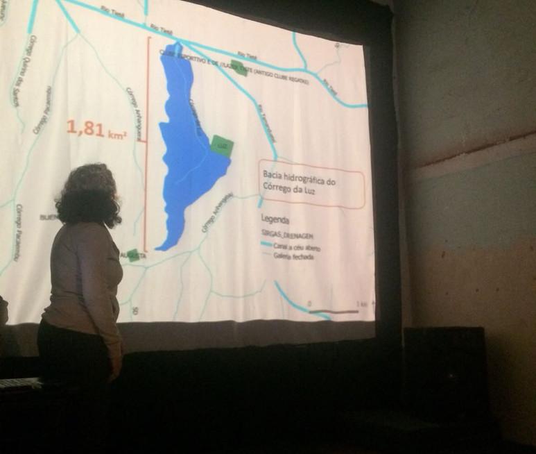 Estudo da Bacia do Córrego da Luz - Adriana Sandre