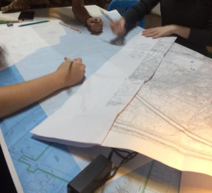 Estúdio de Projetos de Infraestrutura Verde na Luz