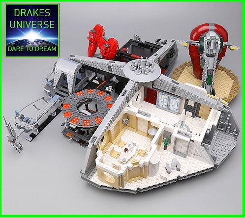 Star Wars UCS Cloud City Model Kit 3149 Pieces