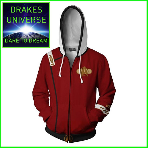 Star Trek The Wrath of Khan Hoodie