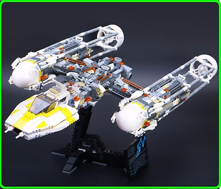 Star Wars UCS Y-Wing Bomber Model Kit 1473 Pieces