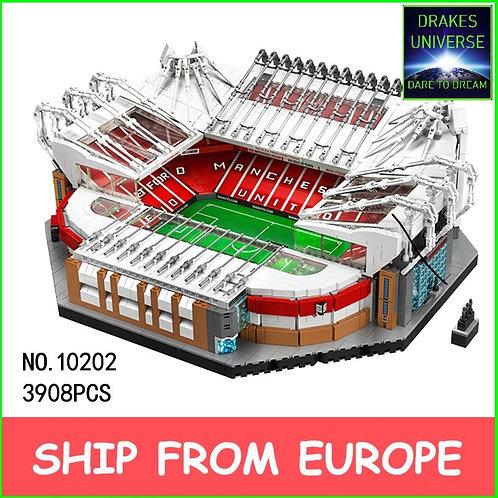 Creative Series Old Trafford Football Stadium 3908 Pieces