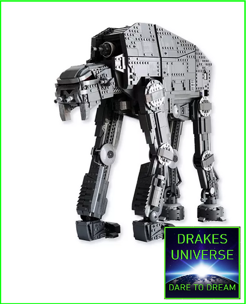 UCS First Order Heavy Assault Walker AT-M6 4160 Pieces