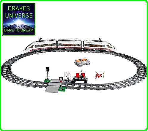 City Series High-speed Train Set 659 Pieces