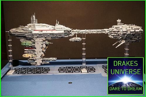 Star Wars UCS Nebulon-B Medical Frigate 5724 Pieces
