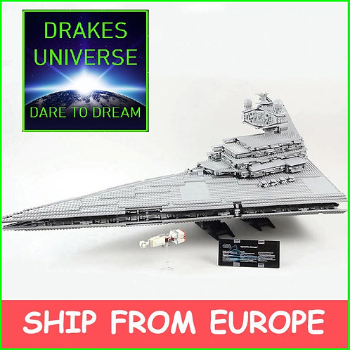 Star Wars UCS Imperial Star Destroyer Model Kit 3250 Pieces