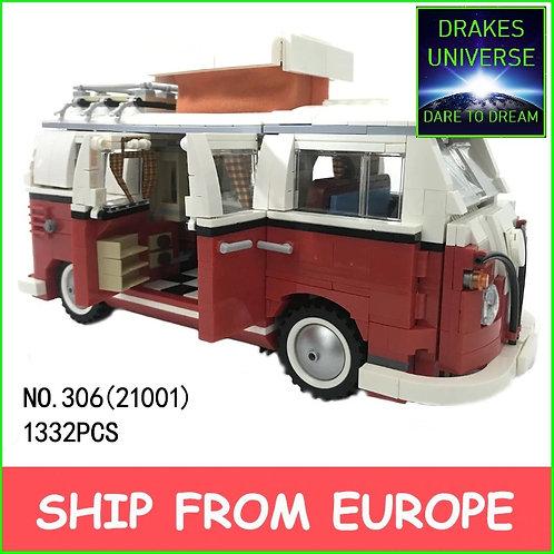 Creative Series VW Camper Van 1332 Pieces