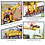 Thumbnail: City Series Railway Track Laying Machine 1270 Pieces