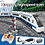 Thumbnail: City Series Harmony High Speed Train 941 Pieces