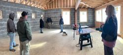 Building Moose Sound Recording Studio
