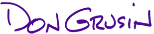 Don Grusin Logo