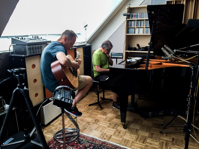 Filippo and Don, duet _ Tic Studio, Vien