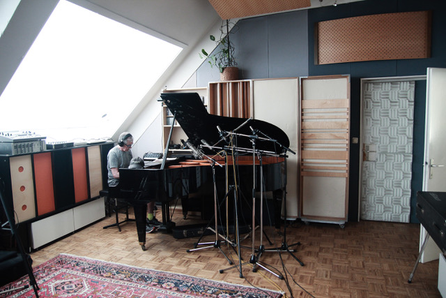 DG _ Piano, Tec Studio, Vienna
