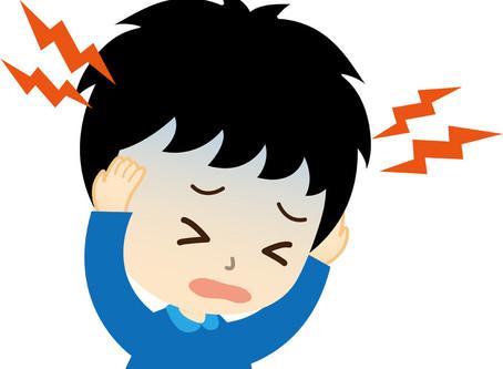 肩こりから頭痛?