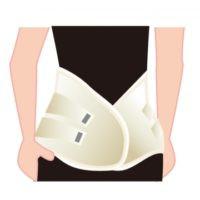 腰痛時のコルセット