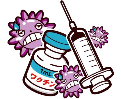 風邪とインフルエンザ