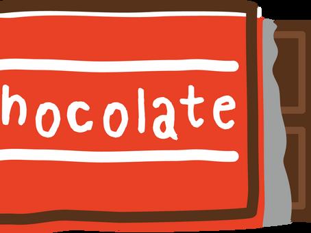チョコレートの意外な効果