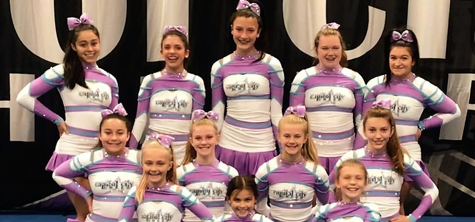 Capitol City Cheerleaders