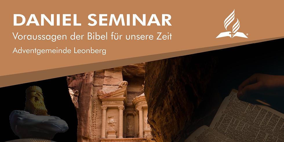 Daniel-Seminar (09/10)