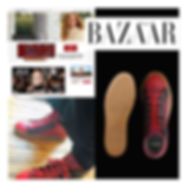 Check out our feature in Harper's Bazaar