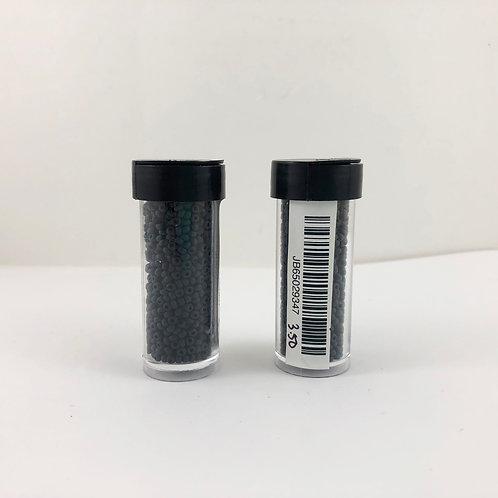 10/0 Opaque Matte Black JB65029347