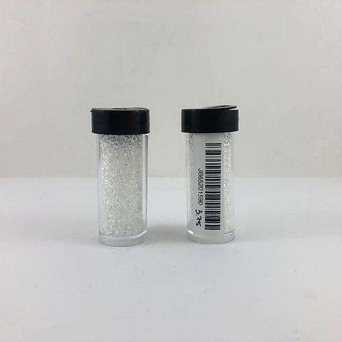 8/0 Transparent Iris Crystal JB65201590